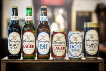Alcohol Content of Yuengling Beer