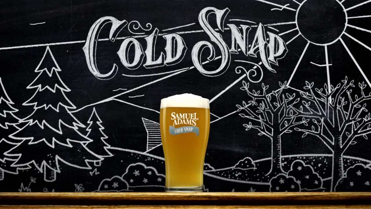 cold snap sam adams