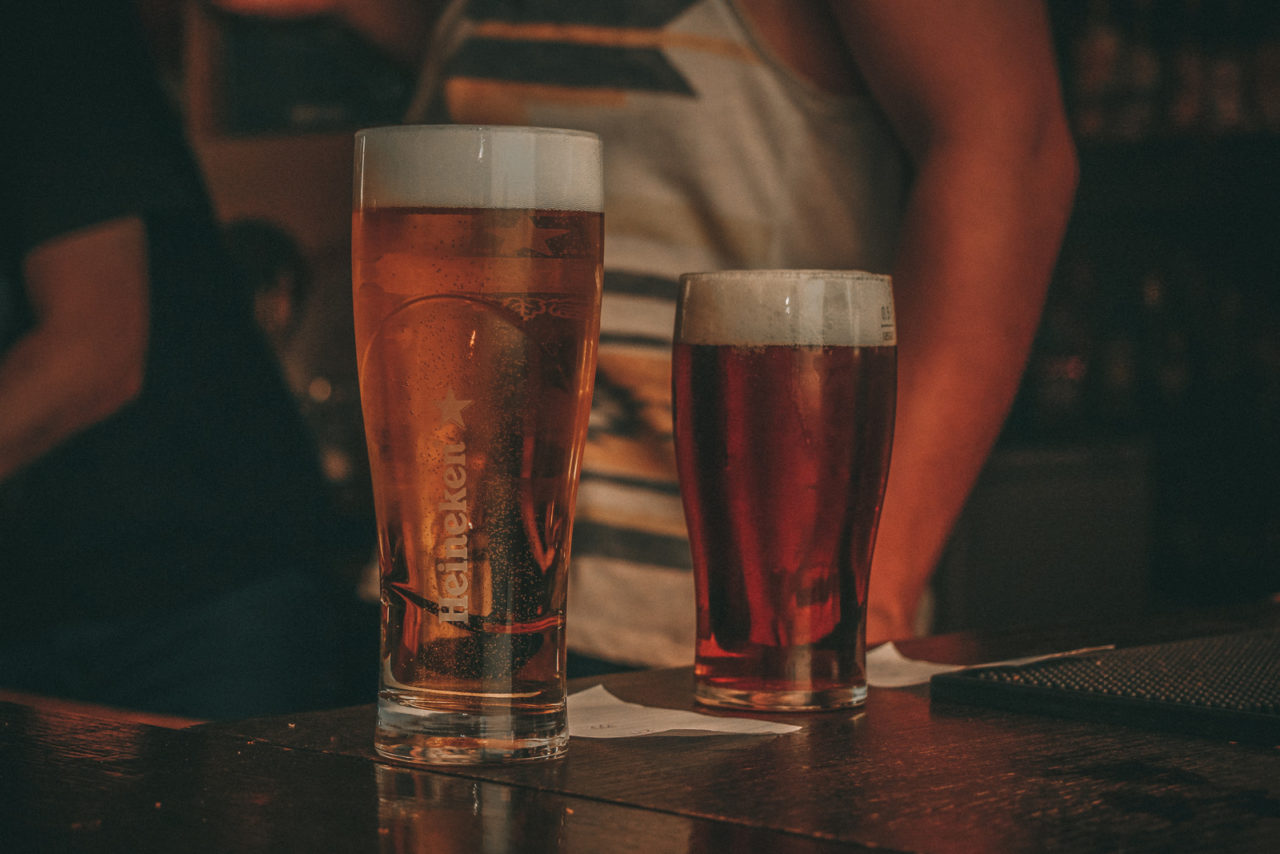 how long does alcohol stay in your system for a urine test