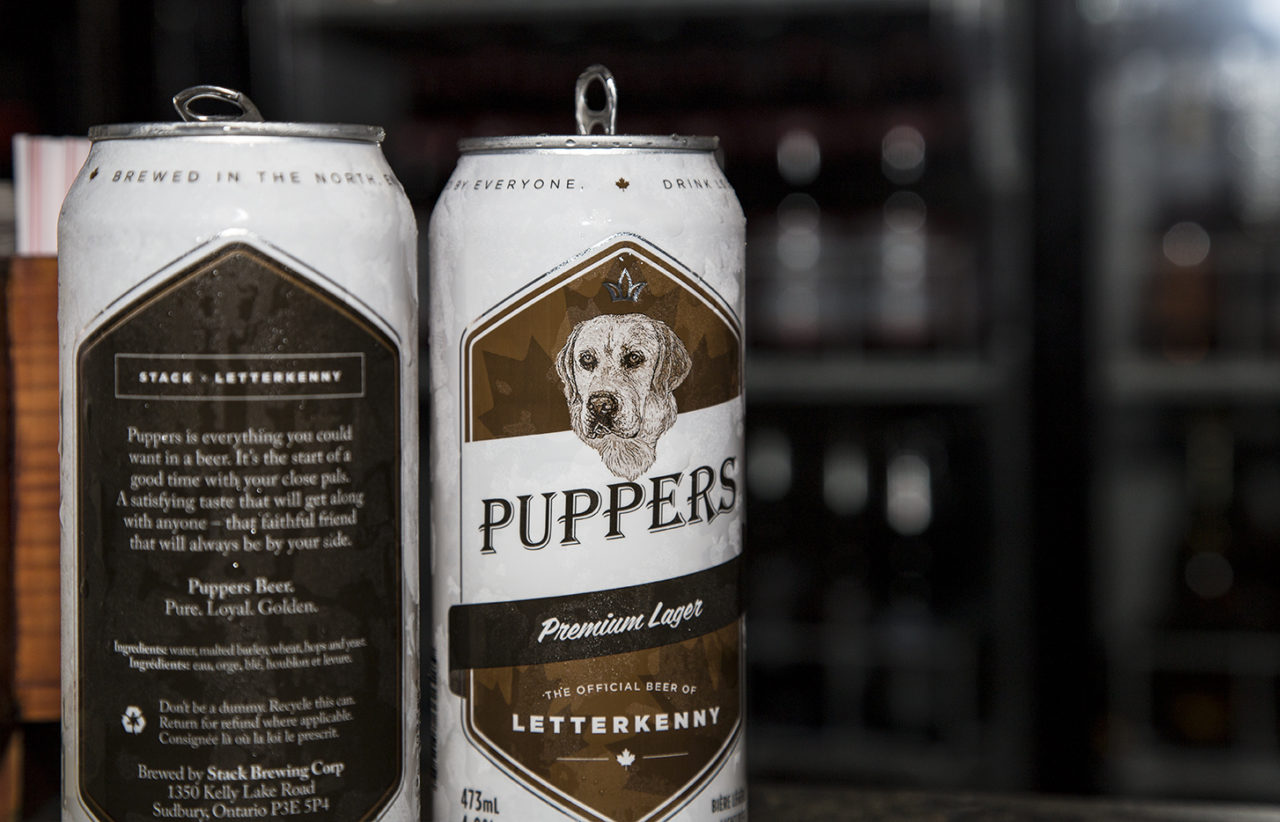 puppers beer usa