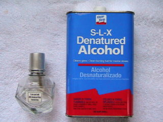 what is denatured alcohol