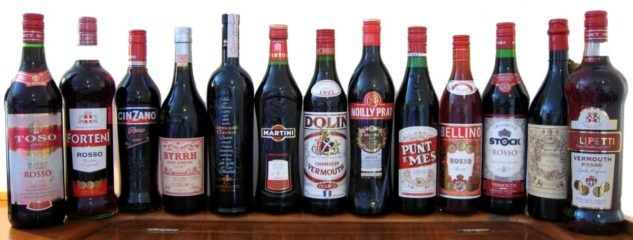 sweet vermouth