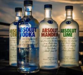 Absolut Vodka Alcohol Content