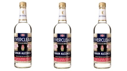 Everclear Alcohol