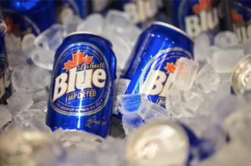 Labatt BlueAlcohol Content