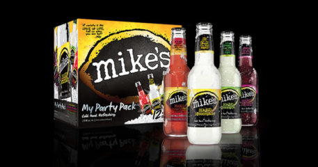 Mike's Hard Lemonade Alcohol Content