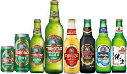 Tsingtao beer abv