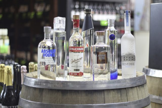 What is Vodka Made From?