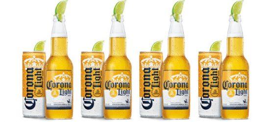 corona light abv