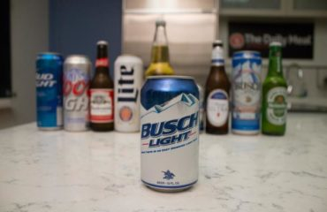 Calorie Content of Busch Light