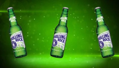 Rolling rock calories