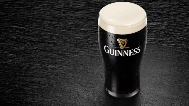Guinness extra stout calories 12 oz