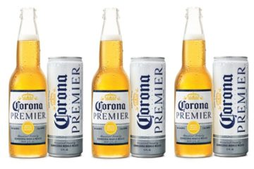 what percentage alcohol is corona premier