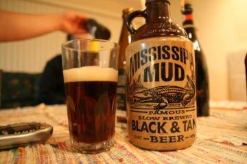 mississippi mud beer alcohol content