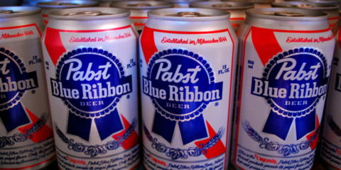 alcohol content of pbr