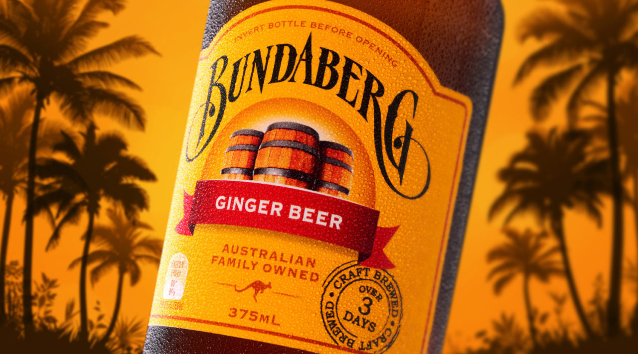 bundaberg ginger beer ingredients