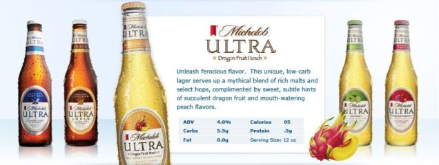 Interesting Facts About Michelob Ultra Dragon Fruit Peach
