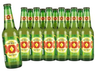 Dos Equis Lager Beer