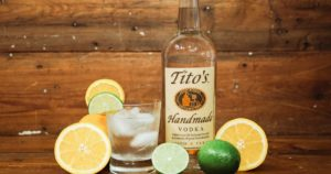 Nutritional Facts, Calories, and Ingredients of Tito's Vodka
