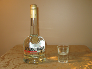 Goldschlager Drinks