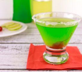 Midori Sour: The Delicious Taste Green Colored Cocktail For Hot Summer Season!