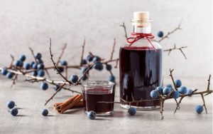 Sloe Gin: The Alluring Red Liqueur For Winters!