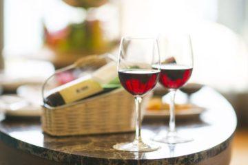 Wines Calories