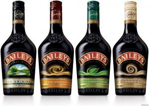 Baileys Irish Cream Drinks, The Exclusive Irish Cream Liqueur