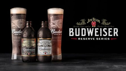 budweiser reserve copper lager