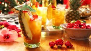 A Tropical Beach Drink – Bahama Mama!
