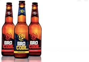 Bro Code Beer