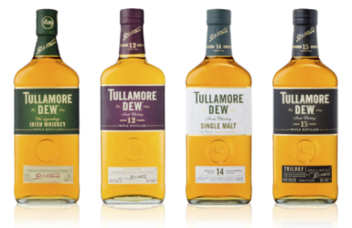 Tullamore Dew, The High-End Irish Drink From 1800s