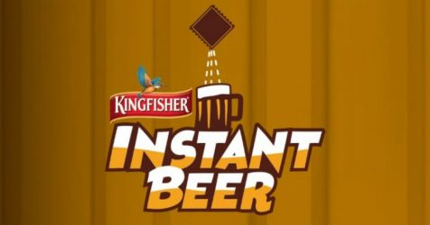 The Magnificent Prank of Kingfisher Beer Powder