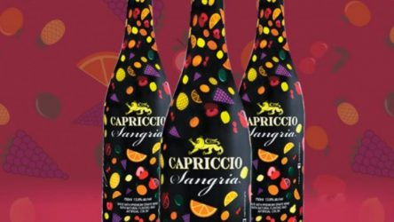 Capriccio Bubbly Sangria, The Most Controversial Drink of All Times