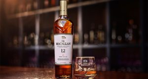 Macallan 12, The Combination of American Oaks And Sherry