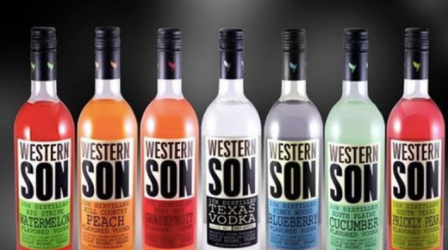 varieties of Western Son Vodka