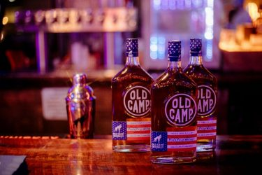 old camp whiskey review