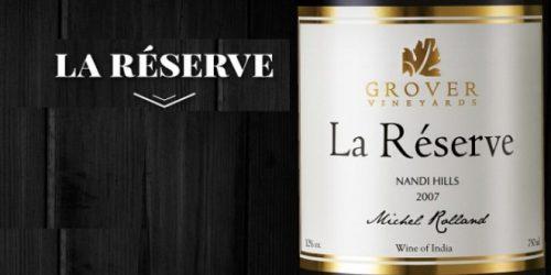 Grover La' Reserve